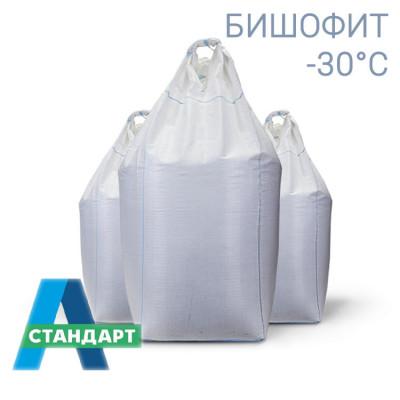 Антигололёдный реагент А-Стандарт БИШОФИТ -30°C (1000кг)