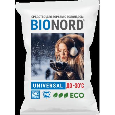 ПРОТИВОГОЛОЛЕДНЫЙ РЕАГЕНТ BIONORD UNIVERSAL (23 КГ)