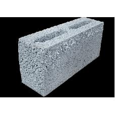 Перегородки керамзитобетонные 390х120х188 (пустотелые) М50/F50