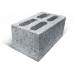 Блоки керамзитобетонные 390х190х188 (4-х пустотные) М35/F50