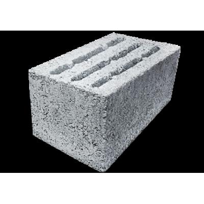 Блоки керамзитобетонные 390х190х188 (8-ми пустотные) М75/F50