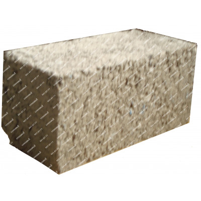 Блоки керамзитобетонные 390х190х188 (полнотелые)