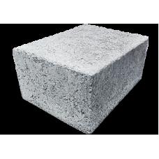 Блоки керамзитобетонные 390х250х188 (полнотелые) М100/F100