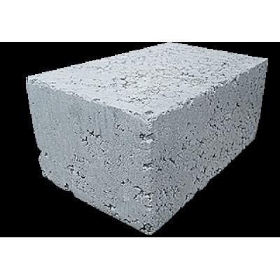 Блоки керамзитобетонные 390х290х188 (полнотелые) М100/F100