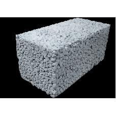 Блоки керамзитобетонные 390х190х188 (полнотелые) М100/F100