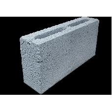 Перегородки керамзитобетонные 390х80х188 (пустотелые) М35/F50