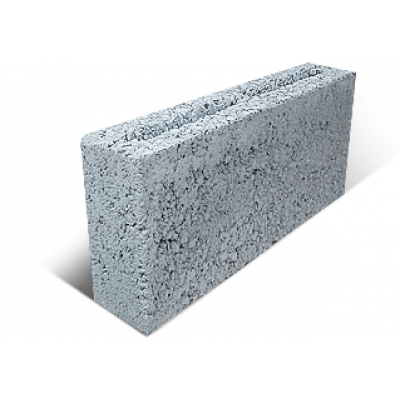 Перегородки керамзитобетонные 390х90х188 (пустотелые) М50/F50