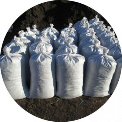 Грунт плодородный (плотный сеяный почвогрунт) мешок 50л / 0,05м3