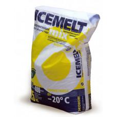 Противогололедный реагент ICEMELT MIX -20°С (25 кг)
