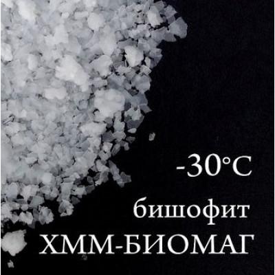 Хлористый магний (Бишофит/ БиоМаг) в мешках по 25 кг