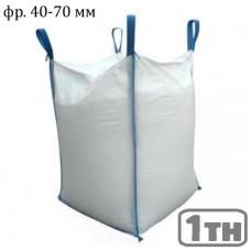 Мраморная крошка 40-70 мм Челябинск (МКР 1000 кг)