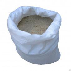 Песок речной 1,6-1,8/1,7-2,0 в мешках 50 кг (строительный)