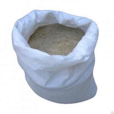 Песок речной в мешках 25 кг (строительный)