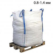 Пескоструйный песок фр. 0,8-1,4 в МКР (1т) из Рязанской области