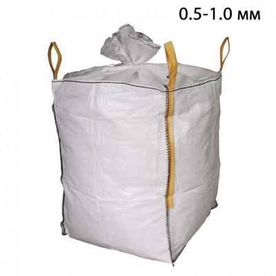 Песок кварцевый фр. 0,5-1,0 в МКР (1т) из Рязанской области
