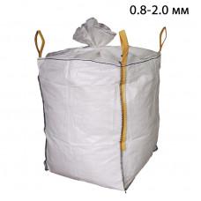 Песок кварцевый фр. 0,8-2,0 в МКР (1т) из Рязанской области