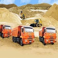 Песок мытый/сеяный (с доставкой)