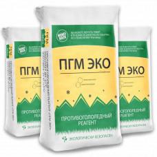 Противогололедный реагент ПГМ ЭКО -20°C (25кг)