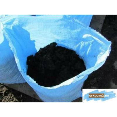 Торф низинный в мешках (торфяной грунт) по 50 л