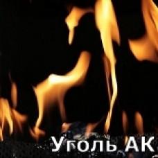 Уголь АКО 25-150 (антрацит кулак / крупный орех)