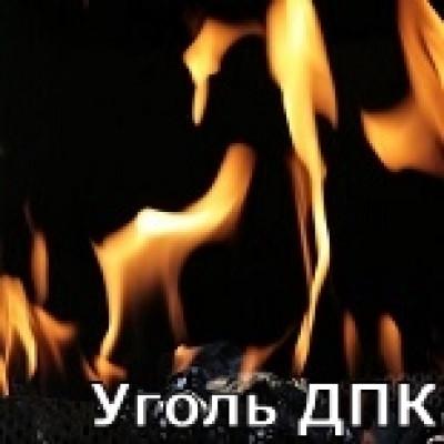 Каменный уголь ДПК 50-200 (россыпью)